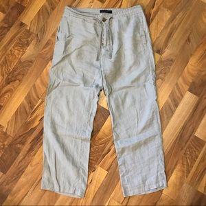 Tommy Hilfiger • Lightweight Linen Pants